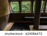 open air foot hot spring spa in ...   Shutterstock . vector #624086672