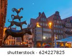 bremen  germany   march 31 ... | Shutterstock . vector #624227825