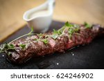 Flank Steak Of Black Angus Fro...
