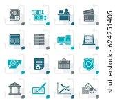 stylized bank  business ...   Shutterstock .eps vector #624251405