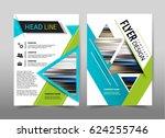 blue design on background... | Shutterstock .eps vector #624255746