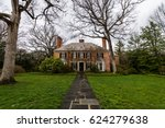 guilford neighborhood in... | Shutterstock . vector #624279638