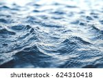background from sea waves.... | Shutterstock . vector #624310418