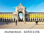 lisbon  portugal   december 19  ...   Shutterstock . vector #624311156