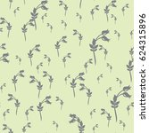 seamless floral pattern on a...   Shutterstock .eps vector #624315896