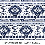 vector seamless decorative... | Shutterstock .eps vector #624456512