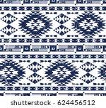 vector seamless decorative... | Shutterstock .eps vector #624456512