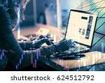 forex. money  technology ...   Shutterstock . vector #624512792