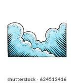 vector illustration of a... | Shutterstock .eps vector #624513416