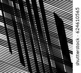 random intersecting lines... | Shutterstock . vector #624610565