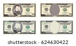 usa banking currency  cash...   Shutterstock .eps vector #624630422