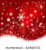 abstract winter background... | Shutterstock .eps vector #62466721