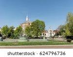 sofia  bulgaria  april 10  the... | Shutterstock . vector #624796736