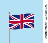flag icon | Shutterstock .eps vector #624801926