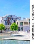 edinburgh  scotland   june 4 ... | Shutterstock . vector #624806906