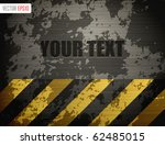 grunge metal template design.... | Shutterstock .eps vector #62485015