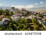 a view to the old city of... | Shutterstock . vector #624875558