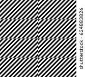 vector seamless pattern.... | Shutterstock .eps vector #624883826