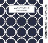 geometric elegant seamless... | Shutterstock .eps vector #624893228