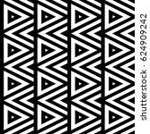 vector seamless pattern.... | Shutterstock .eps vector #624909242