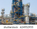 structure of oil and... | Shutterstock . vector #624952955