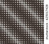 seamless halftone square... | Shutterstock . vector #625017428