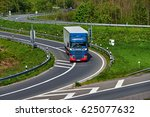dusseldorf  germany   april 20  ... | Shutterstock . vector #625077632