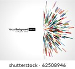 abstract technology lines... | Shutterstock .eps vector #62508946