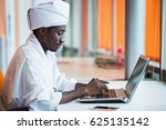 sudanese business man in... | Shutterstock . vector #625135142