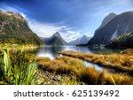 milford sound   Shutterstock . vector #625139492
