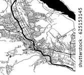 tbilisi georgia vector map... | Shutterstock .eps vector #625153145