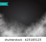 Clouds Or Smoke Vector On...