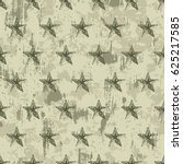vector seamless grunge military ... | Shutterstock .eps vector #625217585