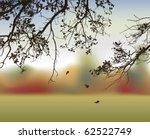 Vector Image. View Of The...