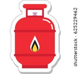 cylinder vector icon | Shutterstock .eps vector #625229462