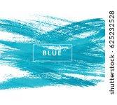 blue hand drawn background | Shutterstock .eps vector #625232528