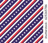Usa Patriotic Seamless Pattern...