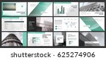 original presentation templates ... | Shutterstock .eps vector #625274906