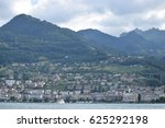 swiss city | Shutterstock . vector #625292198