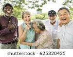 Group Of Senior Retirement...