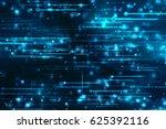 digital abstract technology... | Shutterstock . vector #625392116