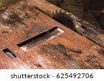 industrial circular saw | Shutterstock . vector #625492706