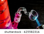 heating  up a dab rig | Shutterstock . vector #625582316
