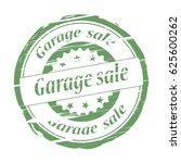 garage sale grunge stamp  ...   Shutterstock .eps vector #625600262