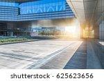 modern building outdoors | Shutterstock . vector #625623656