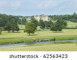View Of Floors Castle And...
