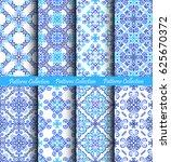 blue backgrounds. stylized... | Shutterstock .eps vector #625670372