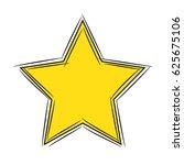 vector illustration  of star...