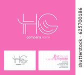 H G Letters Company Logo  Icon...
