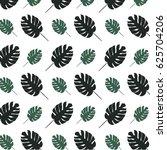 leaf pattern | Shutterstock . vector #625704206